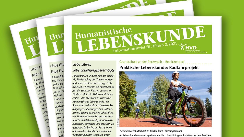Informationsbrief Humanistische Lebenskunde