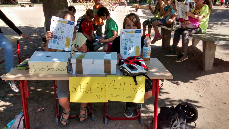 Humanistische Schülerzeitung - Junge Redakteure
