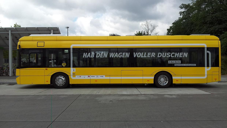 Sieht so vielleicht ein Duschbus der BVG aus? Wer weiß | Foto: Robert Radke via wikimedia comons (CC BY-SA 4.0)