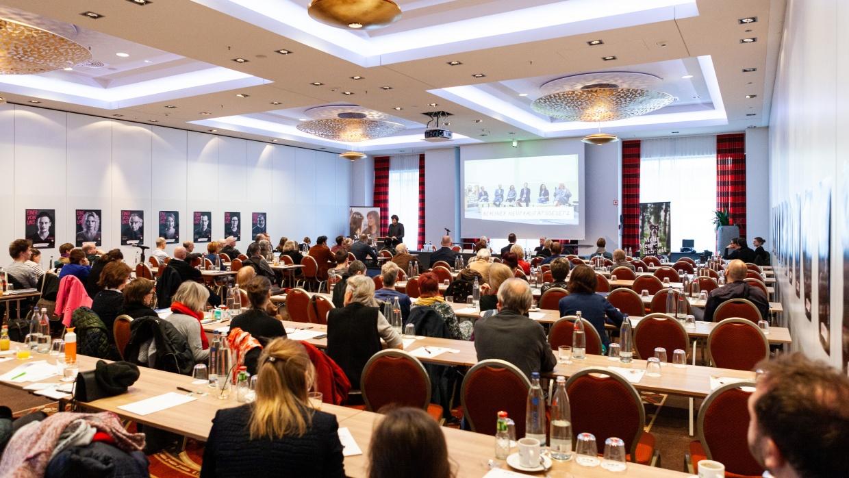 Die Mitgliederversammlung am 17. November war bereits die zweite in diesem Jahr.