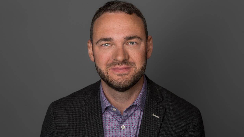 David Driese, Vorstand im Humanistischen Verband Berlin-Brandenburg