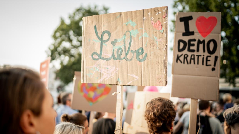 Es braucht mehr Liebe und Empathie