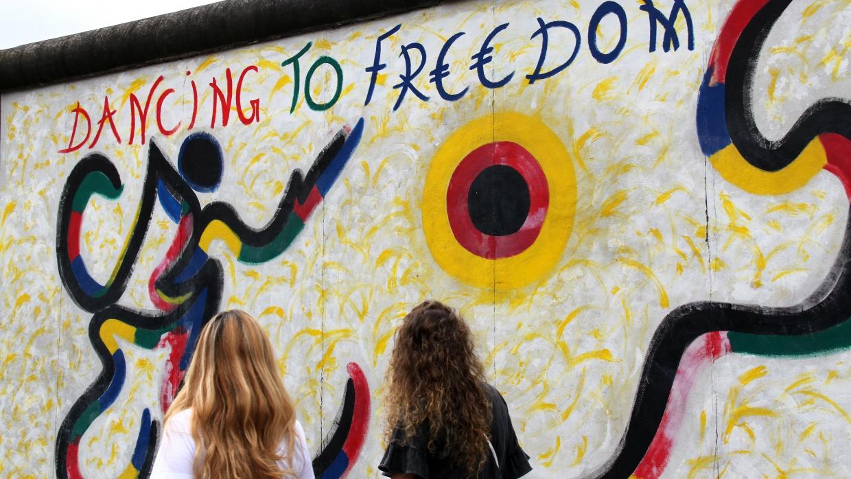 Der Fall der Berliner Mauer ist ein Glücksfall der Freiheit