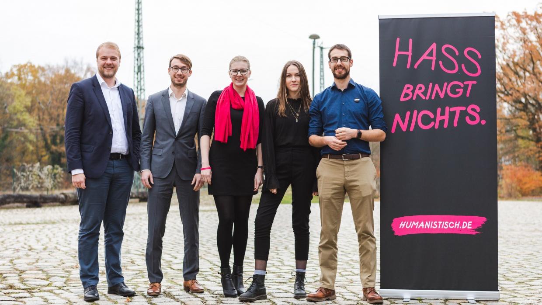 Der Vorstand der neuen Regionalkörperschaft Ostbrandenburg