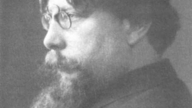 Freidenker und Mitbegründer der Volksbühnenbewegung - Bruno Wille um 1900