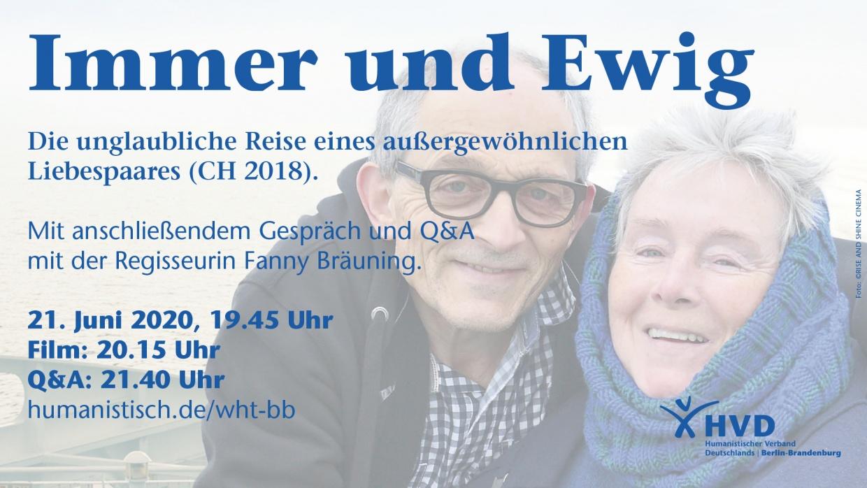 Immer und Ewig: Ein Film über eine außergewöhnliche Liebe und den unerschütterlichen Mut zum Leben.