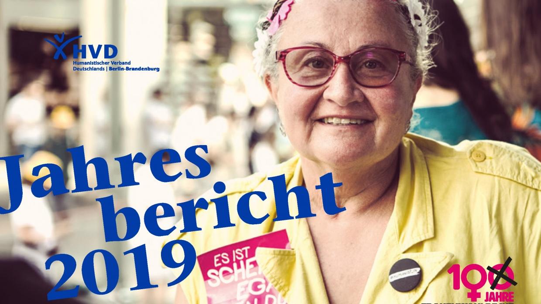 """""""100 Jahre Frauenwahlrecht. Gleiche Rechte - Gleiche Teilhabe?"""" war das Jahresmotto in 2019"""