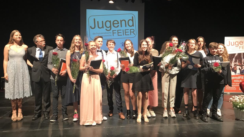 Jugendfeier Köln 2018
