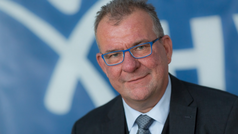 Referent für Lebensfeiern Jens Hebebrand
