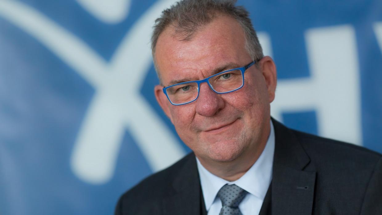 Referent für Lebensfeiern, Jens Hebebrand