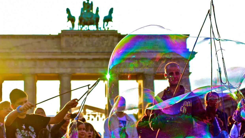Feierlichkeiten zum Tag der Deutschen Einheit 2012