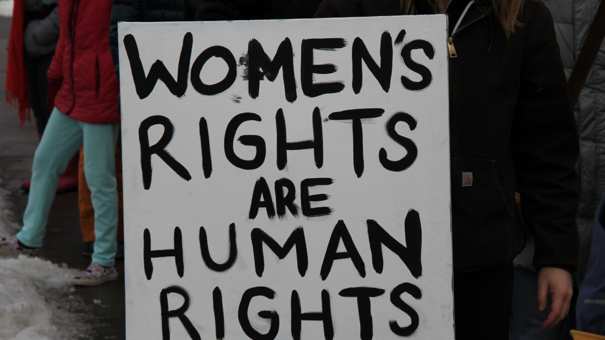 Women's March 2018 in Missoula, Montana; Foto: Montanasuffragettes (CC BY-SA 4.0)