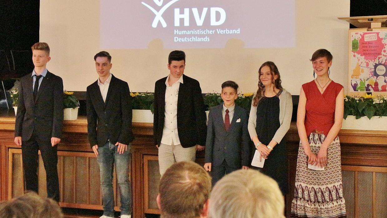 Die Jugendlichen in Wuppertal