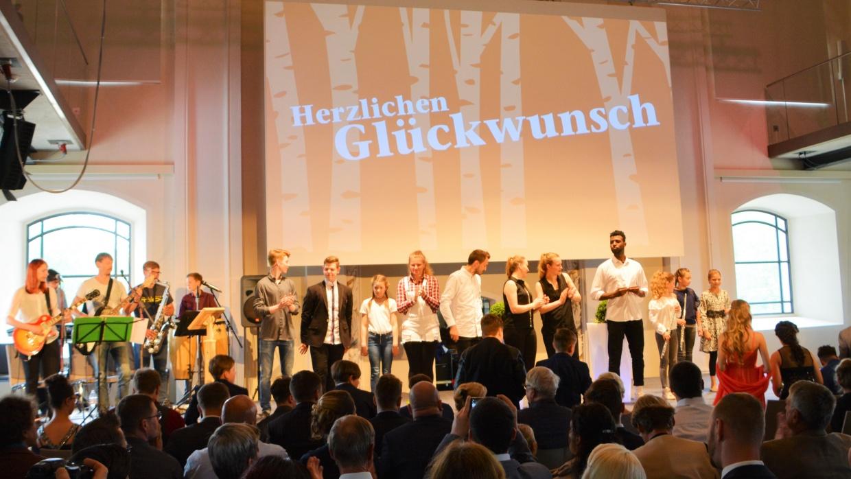 JugendFEIER Schlosskirche Altlandsberg 2018