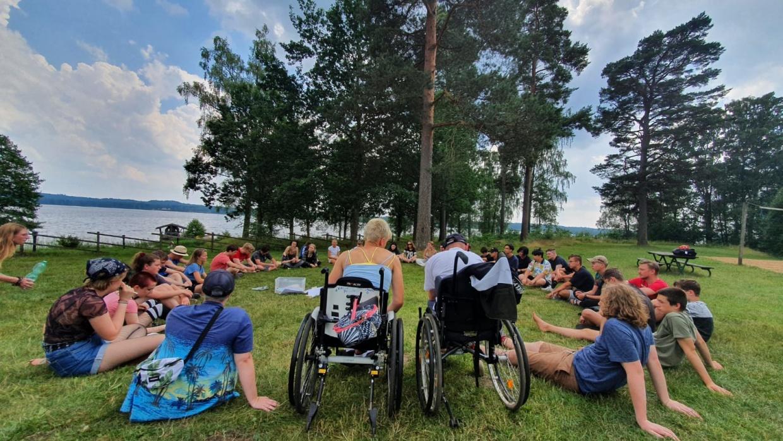 Camprat in Schweden