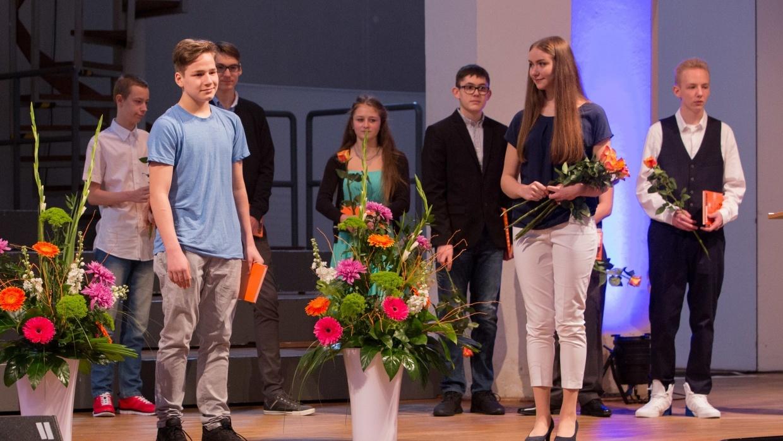 JugendFEIER in der Konzerthalle Frankfurt (Oder)