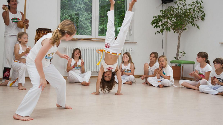 Capoeira-Camp