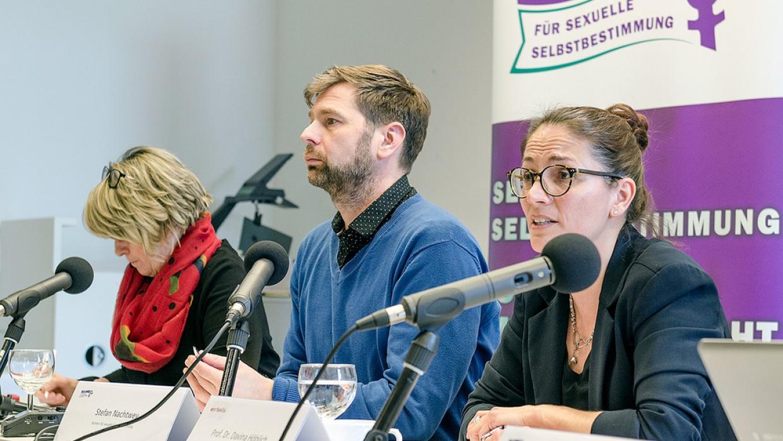 Foto: Bündnis für sexuelle Selbstbestimmung