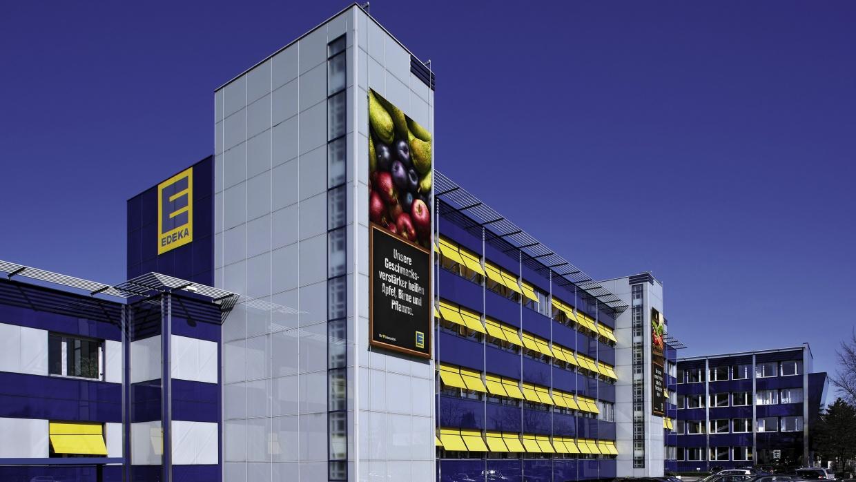 Zentrale der EDEKA Minden-Hannover, Foto: Edeka