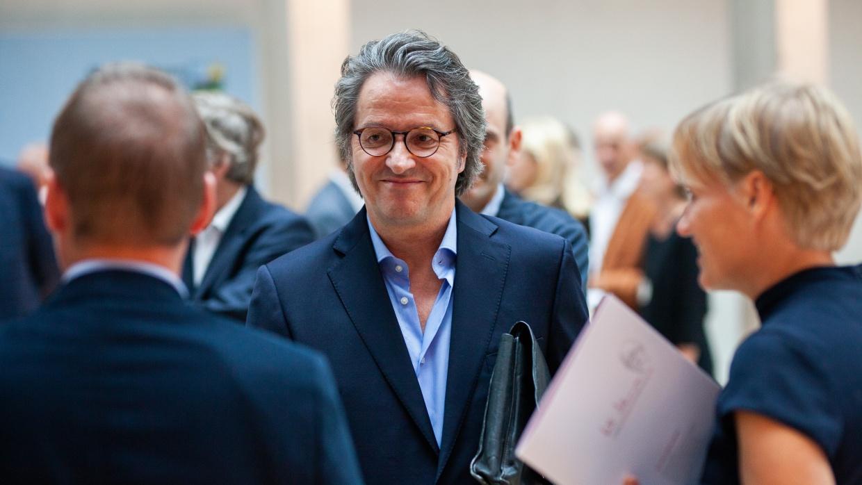 Ralf Rothmann erhält Uwe-Johnson-Preis 2018 für seinen Roman »Der Gott jenes Sommers«