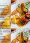 linsenboulette_mit_polentaschnitte_und_currysauce