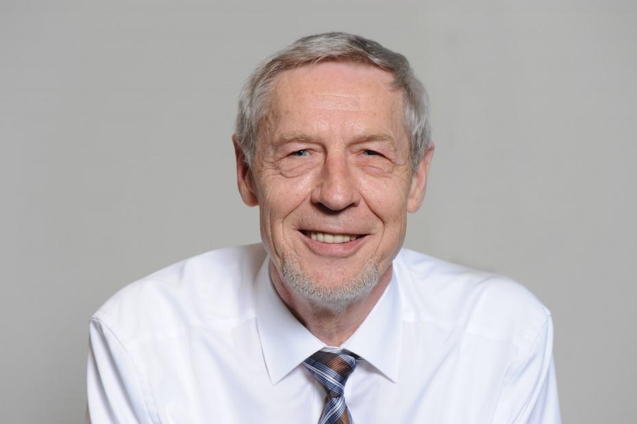 HVD-Vorstandssprecher Erwin Kress (Foto: Evelin Frerk)
