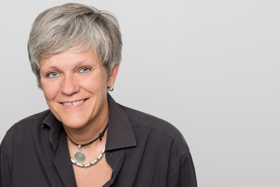 Katrin Schwabow ist für die Wohnungslosenprojekte beim Humanistischen Verband Berlin-Brandenburg zuständig